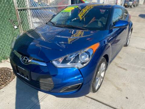 2016 Hyundai Veloster for sale at Middle Village Motors in Middle Village NY