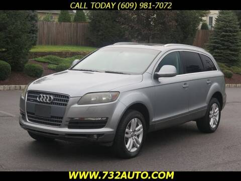 2009 Audi Q7 for sale at Absolute Auto Solutions in Hamilton NJ