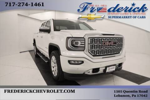 2018 GMC Sierra 1500 for sale at Lancaster Pre-Owned in Lancaster PA