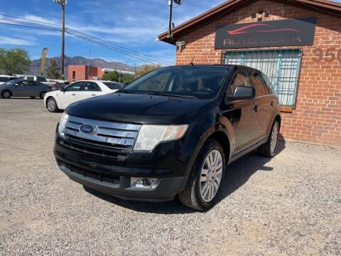2008 Ford Edge for sale at Auto Click in Tucson AZ