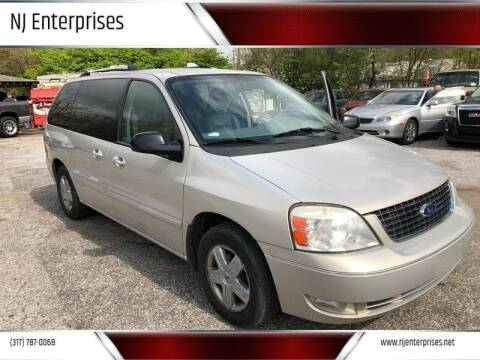 2006 Ford Freestar for sale at NJ Enterprises in Indianapolis IN
