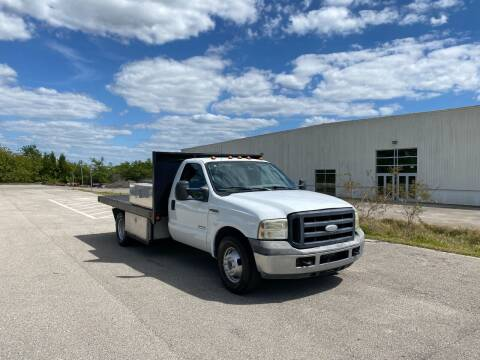 2006 Ford F-350 Super Duty for sale at Prestige Auto of South Florida in North Port FL