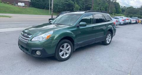 2013 Subaru Outback for sale at North Knox Auto LLC in Knoxville TN
