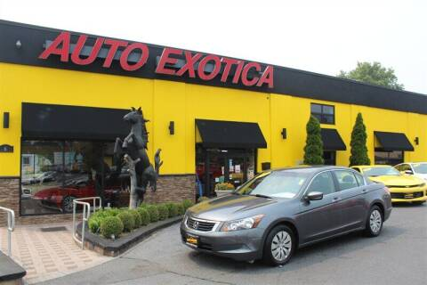 2009 Honda Accord for sale at Auto Exotica in Red Bank NJ