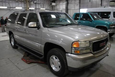 2002 GMC Yukon XL for sale at Motor City Idaho in Pocatello ID