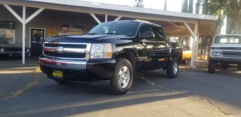2008 Chevrolet Silverado 1500 for sale at Vehicle Liquidation in Littlerock CA