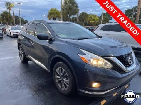 2016 Nissan Murano for sale at PHIL SMITH AUTOMOTIVE GROUP - Toyota Kia of Vero Beach in Vero Beach FL