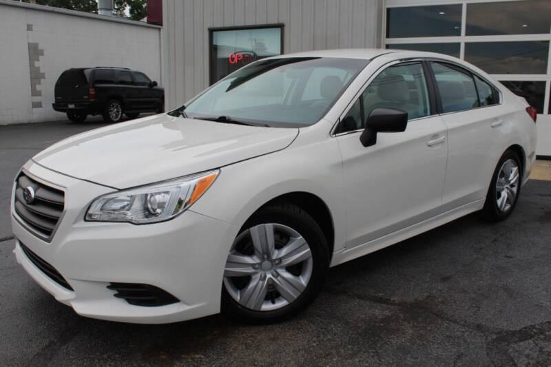 2017 Subaru Legacy for sale at Platinum Motors LLC in Reynoldsburg OH