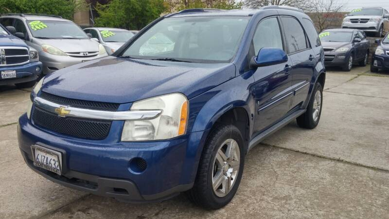2009 Chevrolet Equinox for sale at Carspot Auto Sales in Sacramento CA
