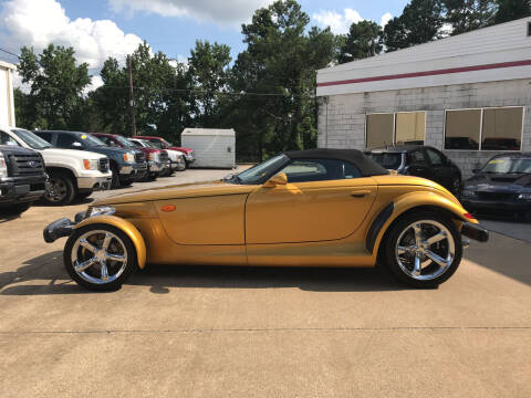 2002 Chrysler Prowler for sale at Northwood Auto Sales in Northport AL