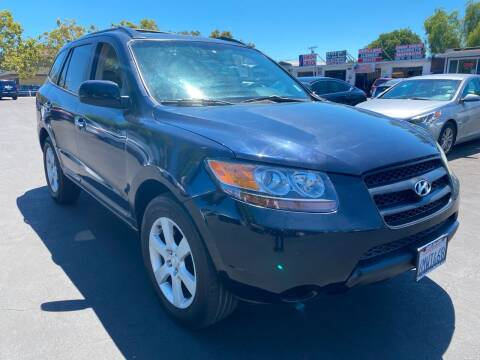 2007 Hyundai Santa Fe for sale at San Jose Auto Outlet in San Jose CA