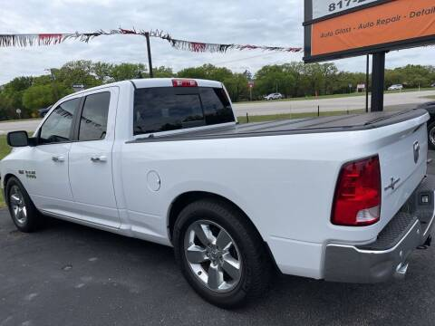 2017 RAM Ram Pickup 1500 for sale at Bam Auto Sales in Azle TX