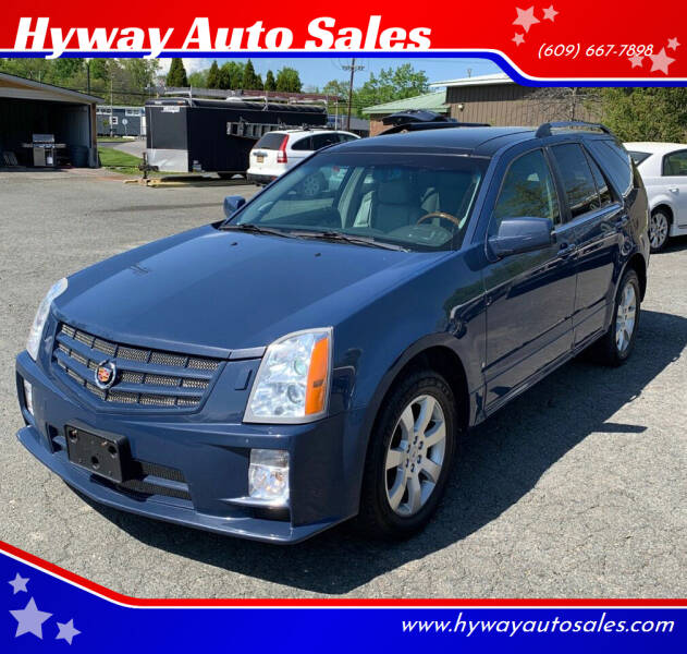 2009 Cadillac SRX for sale at Hyway Auto Sales in Lumberton NJ