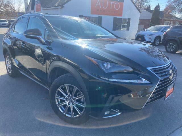 2018 Lexus NX 300 for sale at Discount Auto Brokers Inc. in Lehi UT