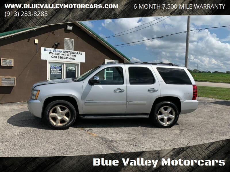 2010 Chevrolet Tahoe for sale at Blue Valley Motorcars in Stilwell KS