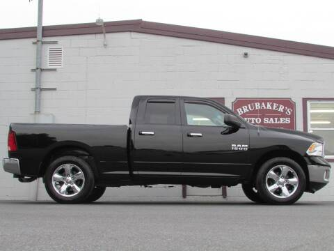 2015 RAM Ram Pickup 1500 for sale at Brubakers Auto Sales in Myerstown PA
