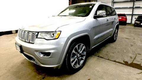 2017 Jeep Grand Cherokee for sale at Waconia Auto Detail in Waconia MN