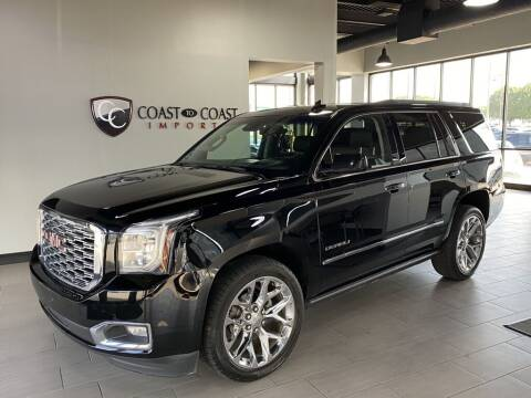 2018 GMC Yukon for sale at Coast to Coast Imports in Fishers IN