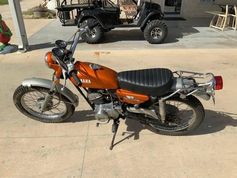 1972 Yamaha AT1 Endura 125 for sale at STREET DREAMS TEXAS in Fredericksburg TX