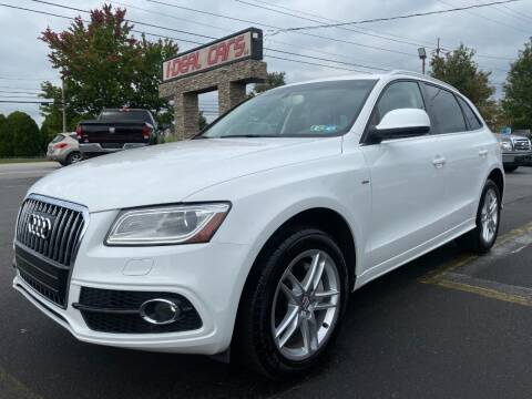 2014 Audi Q5 for sale at I-DEAL CARS in Camp Hill PA