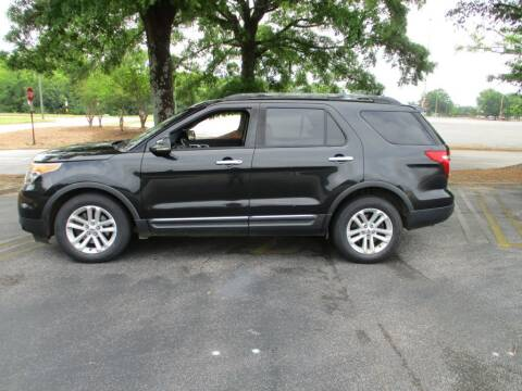 2013 Ford Explorer for sale at A & P Automotive in Montgomery AL