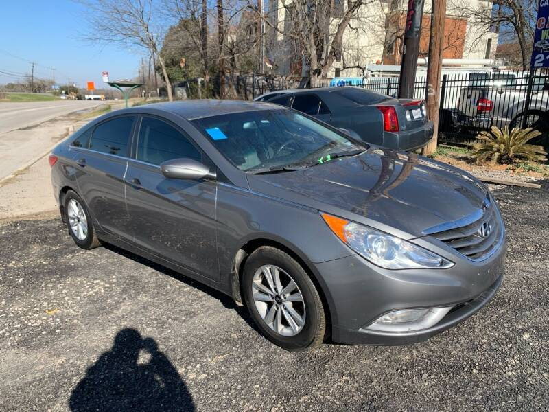 2013 Hyundai Sonata for sale at C.J. AUTO SALES llc. in San Antonio TX