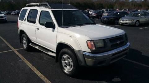 2000 Nissan Xterra for sale at DREWS AUTO SALES INTERNATIONAL BROKERAGE in Atlanta GA