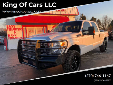 2015 Ford F-250 Super Duty for sale at King of Cars LLC in Bowling Green KY