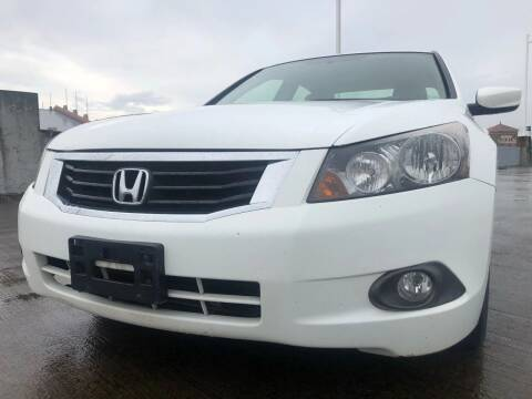 2008 Honda Accord for sale at Rave Auto Sales in Corvallis OR