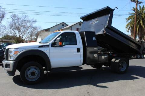 2014 Ford F-550 Super Duty for sale at CA Lease Returns in Livermore CA