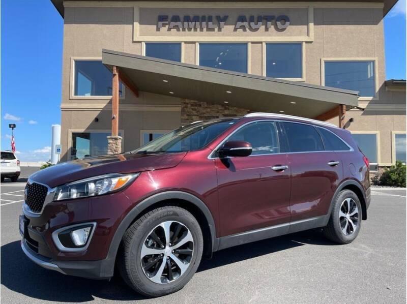 2017 Kia Sorento for sale at Moses Lake Family Auto Center in Moses Lake WA