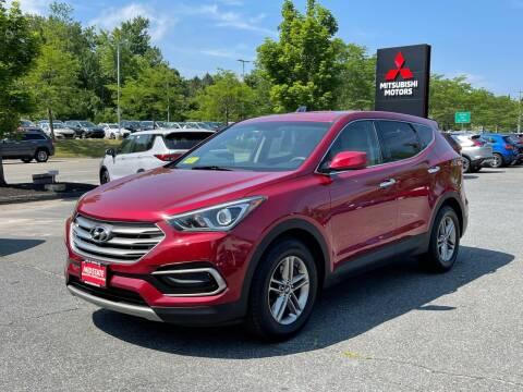 2017 Hyundai Santa Fe Sport for sale at Midstate Auto Group in Auburn MA