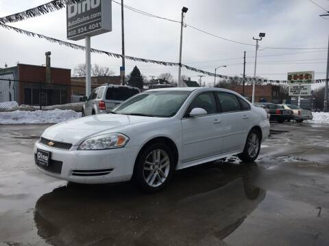 2014 Chevrolet Impala Limited for sale at Dino Auto Sales in Omaha NE
