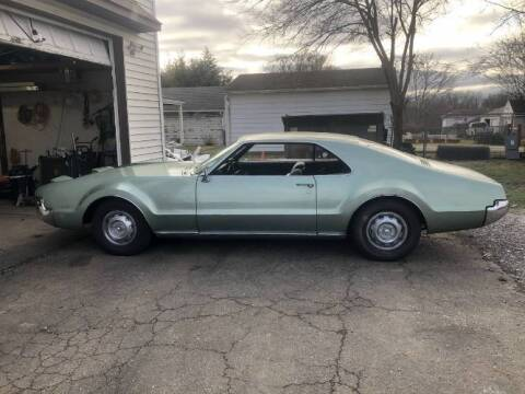 1967 Oldsmobile Toronado for sale at Classic Car Deals in Cadillac MI