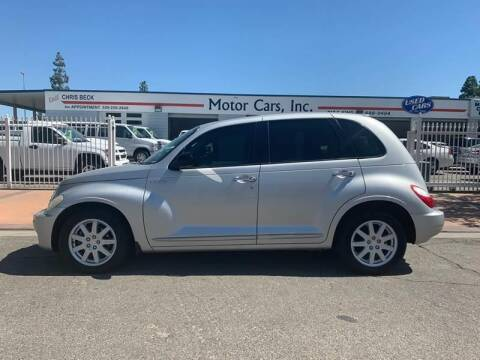 2006 Chrysler PT Cruiser for sale at MOTOR CARS INC in Tulare CA