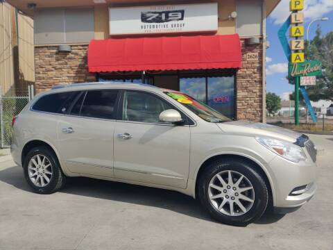 2015 Buick Enclave for sale at 719 Automotive Group in Colorado Springs CO
