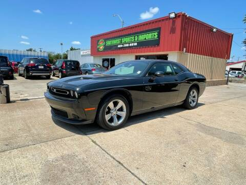 2015 Dodge Challenger for sale at Southwest Sports & Imports in Oklahoma City OK