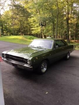 1968 Dodge Dart for sale at Classic Car Deals in Cadillac MI