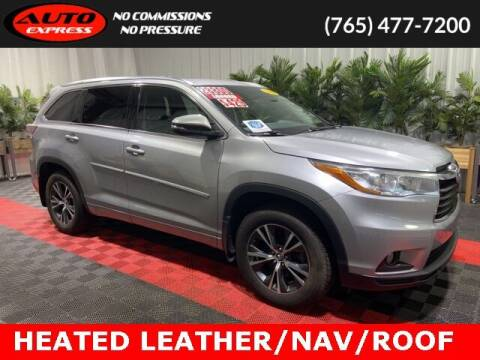 2016 Toyota Highlander for sale at Auto Express in Lafayette IN