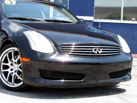 2007 Infiniti G35 for sale at Orlando Auto Connect in Orlando FL