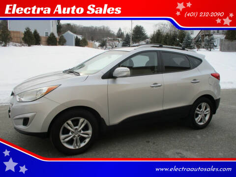 2012 Hyundai Tucson for sale at Electra Auto Sales in Johnston RI