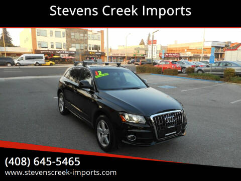2012 Audi Q5 for sale at Stevens Creek Imports in San Jose CA
