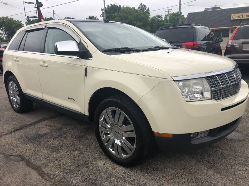 2008 Lincoln MKX for sale at COMPTON MOTORS LLC in Sturtevant WI