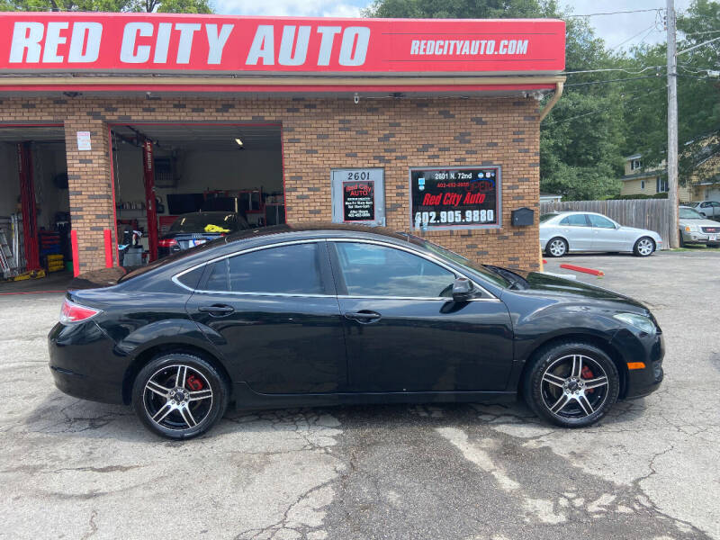 2011 Mazda MAZDA6 for sale at Red City  Auto in Omaha NE