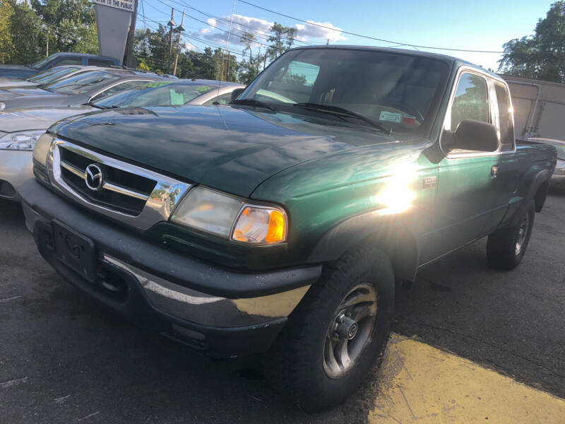 2001 Mazda B-Series Pickup for sale at G&K Consulting Corp in Fair Lawn NJ
