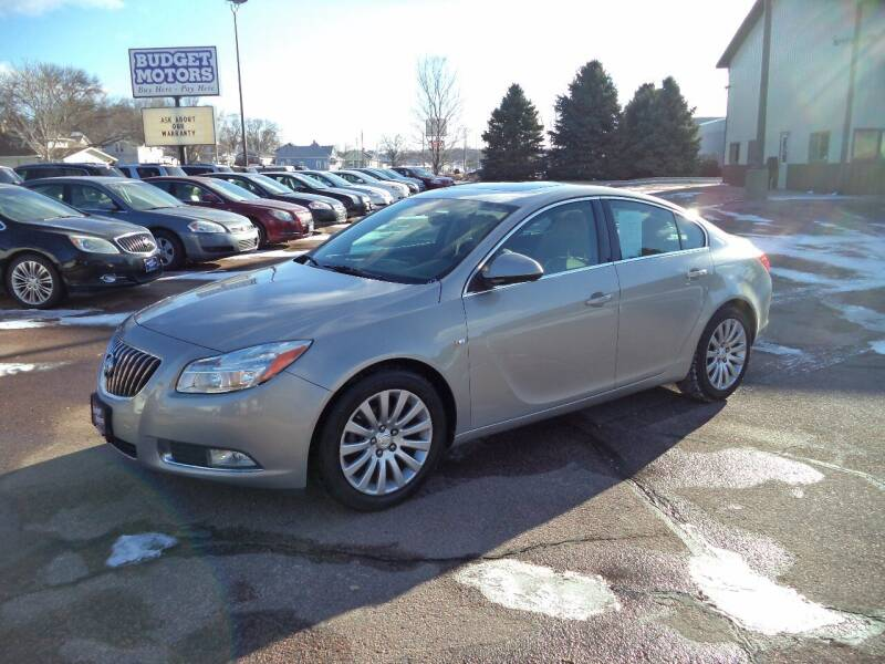 2011 Buick Regal for sale at Budget Motors - Budget Acceptance in Sioux City IA