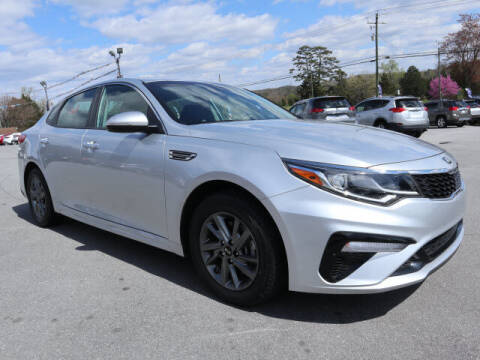 2019 Kia Optima for sale at Viles Automotive in Knoxville TN