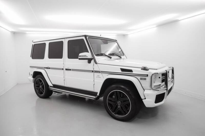 2016 Mercedes-Benz G-Class for sale at Alta Auto Group LLC in Concord NC