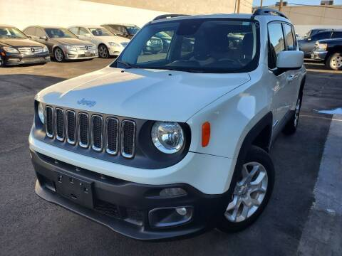 2015 Jeep Renegade for sale at Auto Center Of Las Vegas in Las Vegas NV