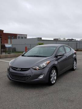 2012 Hyundai Elantra for sale at iDrive in New Bedford MA